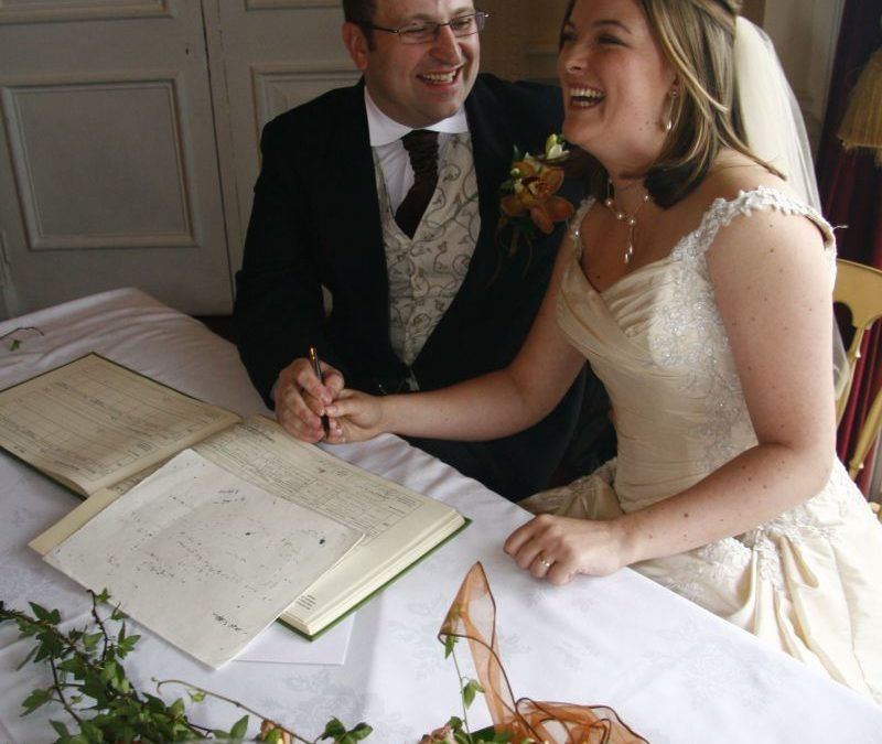 Wedding Traditions – Changing your name?