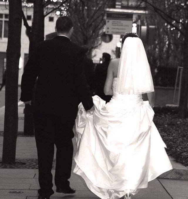 Real Wedding – Matt and Ruth